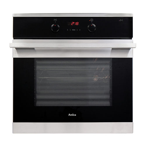 10533TSPRXPYRO Ten function electric multifunction pyrolytic oven, stainless steel