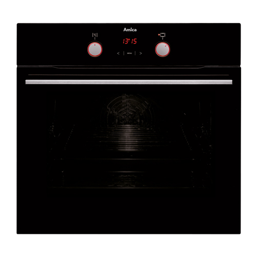 11433TSB Ten function electric multifunction oven, black