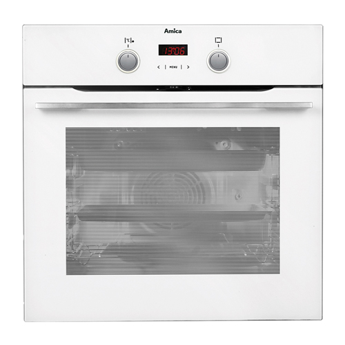 11433TSW Ten function electric multifunction oven, white