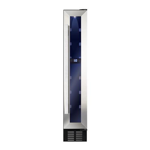 AWC151SS  Freestanding/ under counter slimline wine cooler