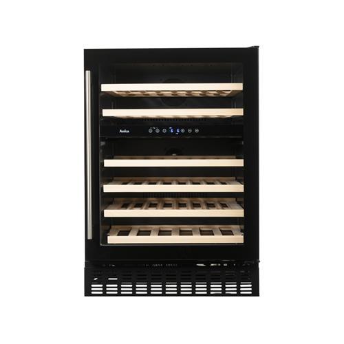 AWC600BL Freestanding/ under counter wine cooler