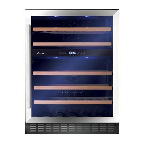 AWC601SS  Freestanding/ under counter wine cooler