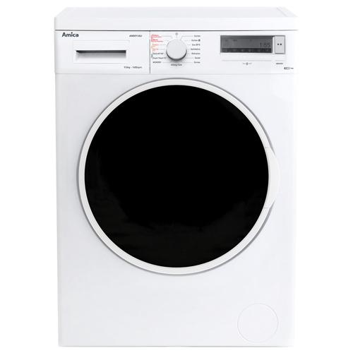 AWDI914DG 9kg 1400 spin freestanding washer dryer, white