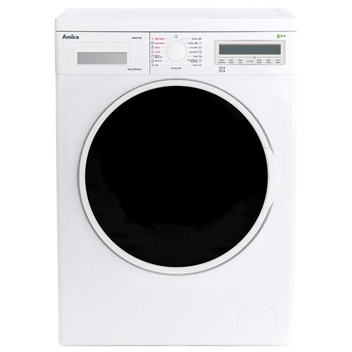 AWI912D 9kg 1200 spin freestanding washing machine, white