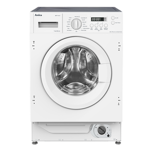 AWT714S 7kg 1400 spin integrated washing machine