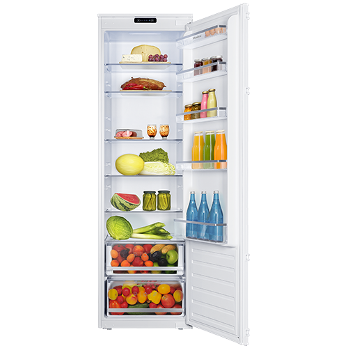 BC2763 54cm integrated larder fridge