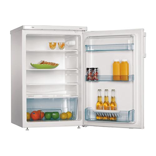 FC1583 55cm freestanding undercounter larder fridge, white