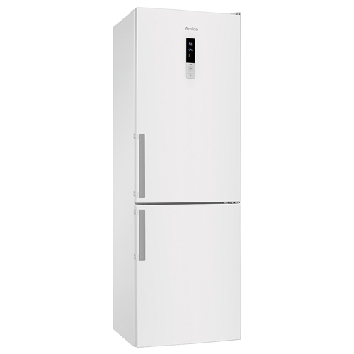 FK3213DF 60cm freestanding frost-free fridge freezer, white