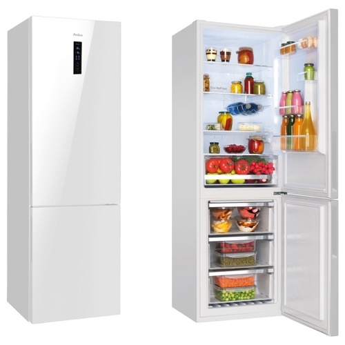 FK3346GWDF 60cm freestanding frost free 70/30 fridge freezer