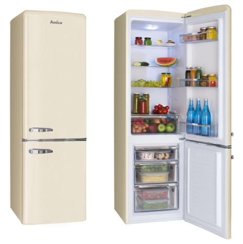 FKR29653C 55cm freestanding static 60/40 fridge freezer
