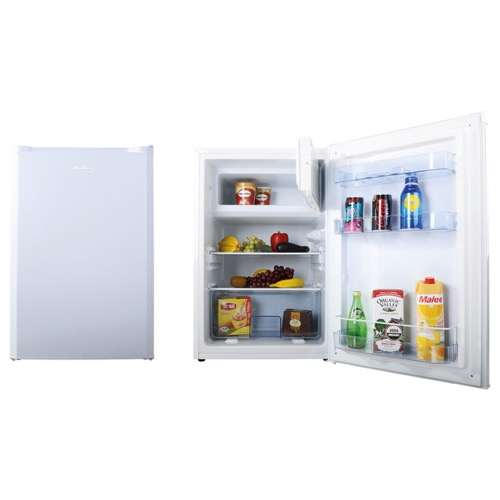 FM1333 55cm Freestanding undercounter larder fridge with ice box