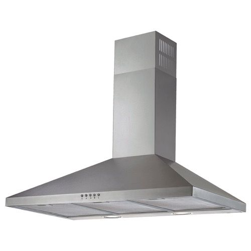 OKP9321Z 90cm chimney extractor, stainless steel