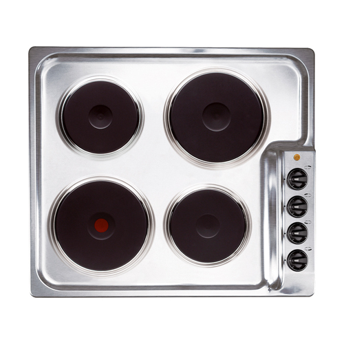PG4ES11 Four zone solid plate hob