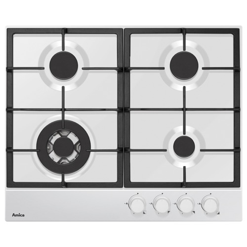 PGZ6412W Four burner gas hob