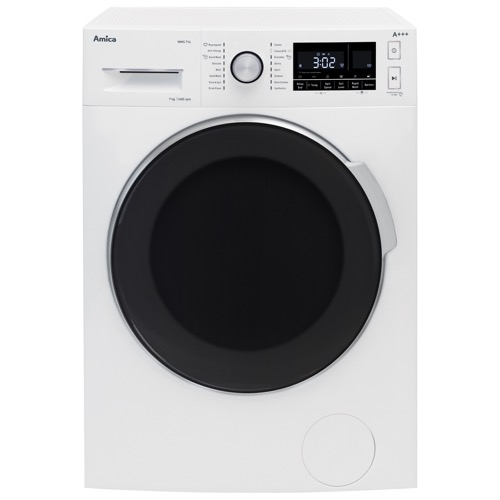 WMS714 7kg 1400 spin freestanding washing machine, white