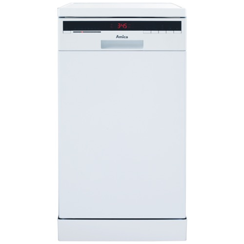 ZWM428W 45cm freestanding dishwasher, white