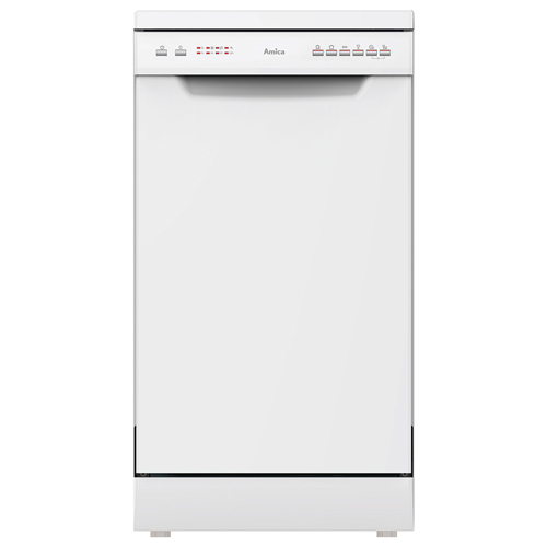 ZWM496W 45cm freestanding dishwasher, white