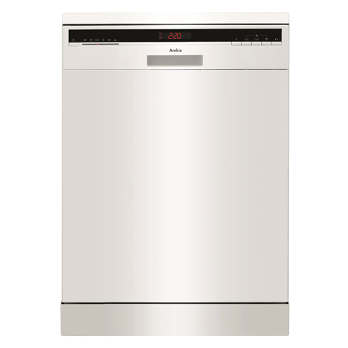 ZWM628W 60cm freestanding dishwasher, white