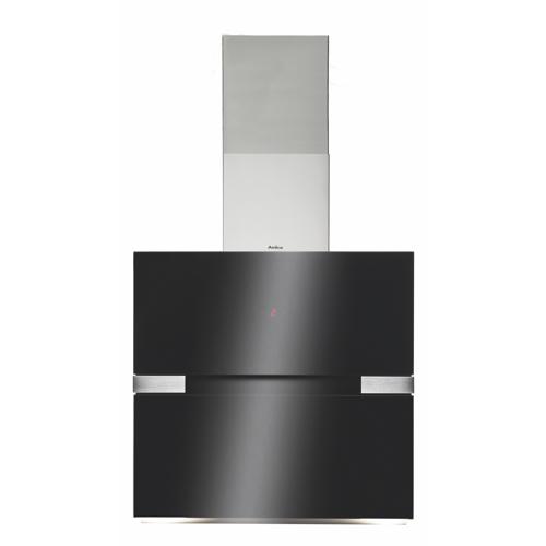 OKC6726I 60cm angled extractor, black glass Alternative ()