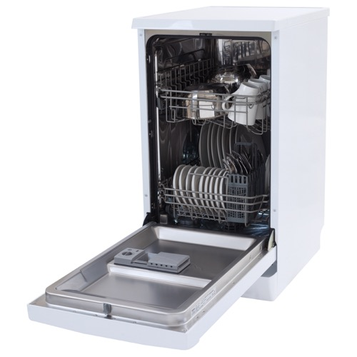 ZWM496W 45cm freestanding dishwasher, white Alternative ()