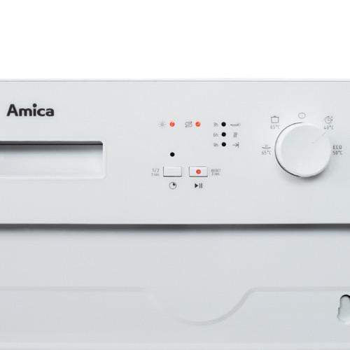 ZZV634W 60cm semi-integrated dishwasher, white Alternative ()