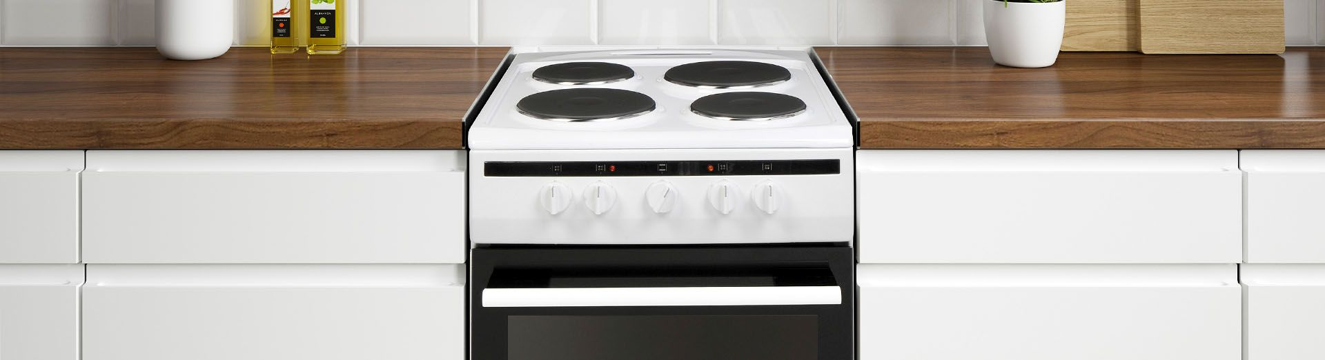 electric cookers top banner