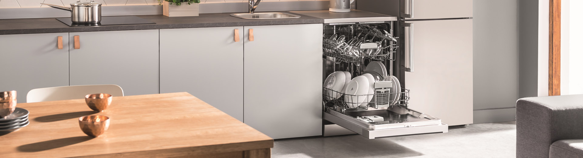 freestanding dishwashers top banner image